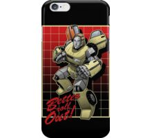 Better roll out! iPhone Case/Skin
