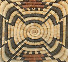 Hopi Coil Basket by Sandy Strunk