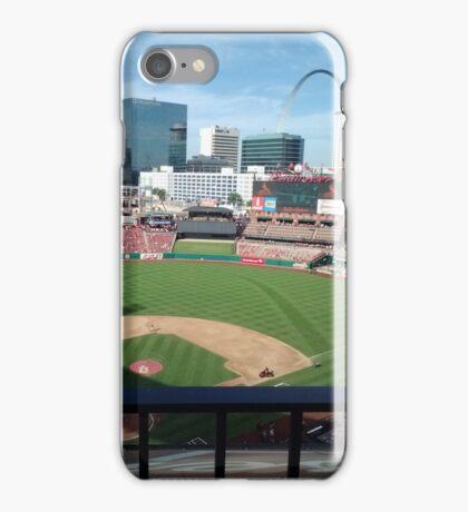Busch Stadium - St. Louis Cardinals Baseball iPhone Case/Skin