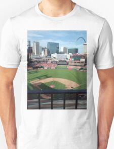 Busch Stadium - St. Louis Cardinals Baseball Unisex T-Shirt