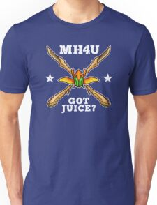 MH4U - Got Juice? Unisex T-Shirt