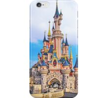 Castle of Dreams, Sleep On.... iPhone Case/Skin