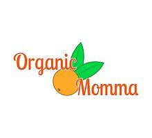 Organic Momma - Orange by lrenaud