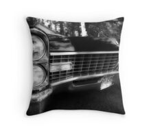 1967 Cadillac Throw Pillow