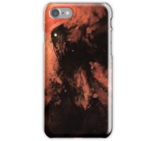 Demon iPhone Case/Skin