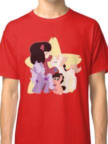 My Little Steven Universe (Steven Universe MLP Style) Classic T-Shirt