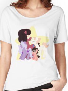 My Little Steven Universe (Steven Universe MLP Style) Women's Relaxed Fit T-Shirt