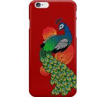 Peacock Dreams iPhone Case/Skin