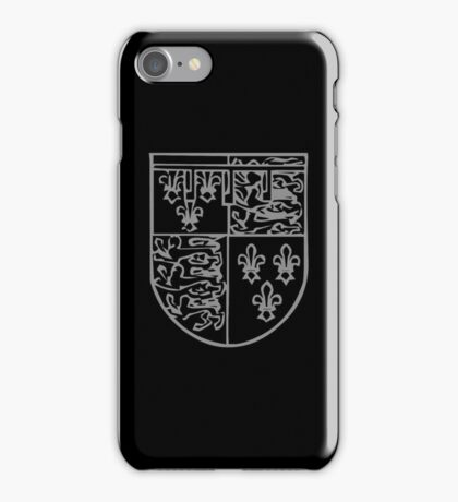 A Complete Guide to Heraldry - Figure 726 — George Plantagenet, Duke of Clarence, brother of Edward IV iPhone Case/Skin