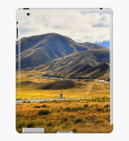 Lindis Pass iPad Case/Skin