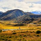 Lindis Pass by Terry Everson