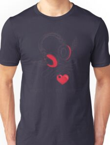 Music In My Heart Unisex T-Shirt
