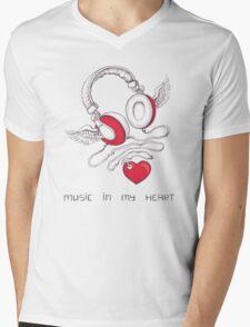 Music In My Heart T-Shirt