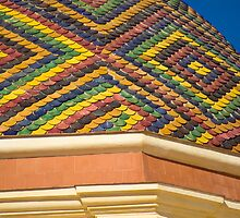 Alghero Roof by AmyRalston