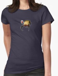 Headcrab Womens Fitted T-Shirt