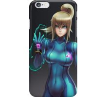 Zero Suit Samus 2014 iPhone Case/Skin