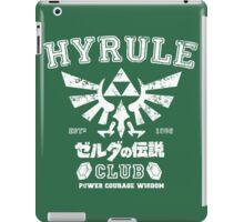 Hyrule Club iPad Case/Skin
