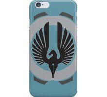 DarkHorse Design Logo Slate iPhone Case/Skin