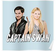 Captain Swan, Once Upon a Time Poster
