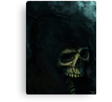 Walk with me in Hell Canvas Print