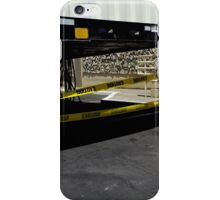 Caution Compact iPhone Case/Skin