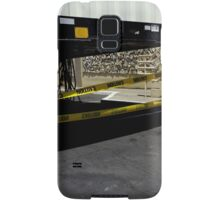 Caution Compact Samsung Galaxy Case/Skin