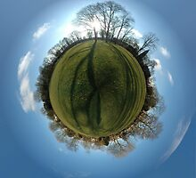Little Planet - Julianapark 01 Utrecht by mtths