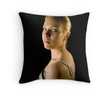 Brooke Mk II Throw Pillow