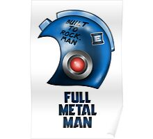 Full Metal Man Poster