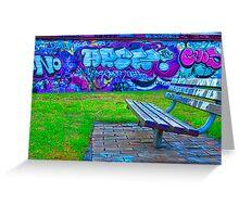 Graffiti.. Greeting Card