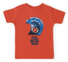 Full Metal Man Kids Clothes