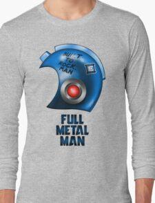 Full Metal Man Long Sleeve T-Shirt