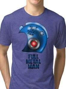 Full Metal Man Tri-blend T-Shirt