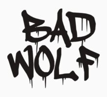 Bad Wolf One Piece - Long Sleeve