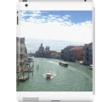 The Grand Canal - Venice iPad Case/Skin