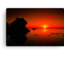 """""""Lonsdale Sunrise"""" Canvas Print"""