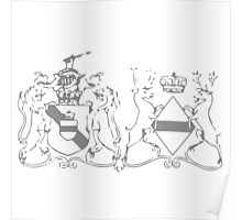 A Complete Guide to Heraldry - Figure 748 Poster