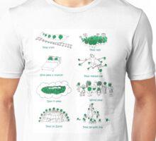 Peas (Peace! Please!) T-Shirt