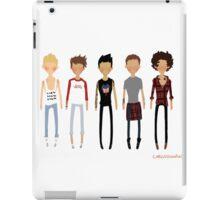 Simplistic 1 iPad Case/Skin