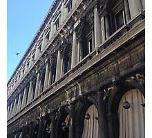 Piazzo San Marco - Venice, Italy Photographic Print