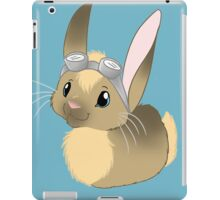 Goggle Bunny iPad Case/Skin