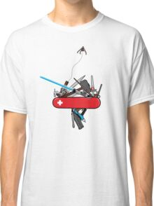 The geek army knife Classic T-Shirt