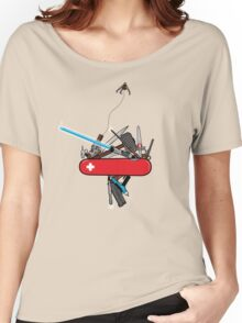The geek army knife Women's Relaxed Fit T-Shirt