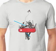 The geek army knife Unisex T-Shirt
