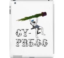 Cy-press iPad Case/Skin