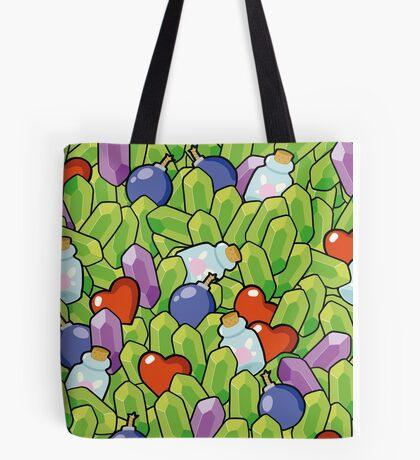 Link's Pattern Tote Bag