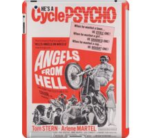 Angels from Hell iPad Case/Skin