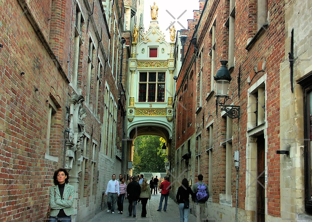 Brugge by AnnieSnel