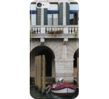 Along the Grand Canal iPhone Case/Skin