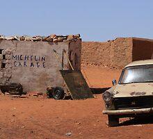 Michelin Garage by CCManders